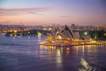 Australia & Pacific