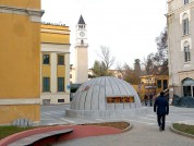 Exterior of Bunk Art 2, Tirane, Albania