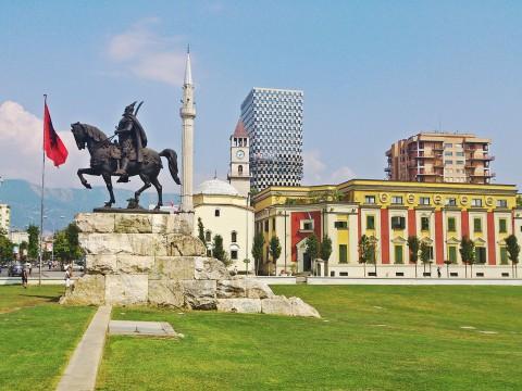 Tirana Historic Walking Tour