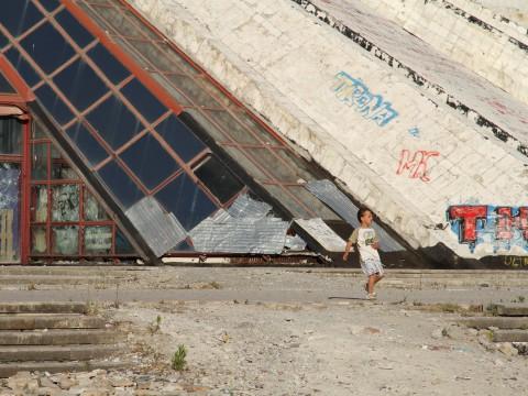 Travelling back to Tirana's Communist Past