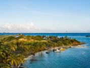Clifton Beach,r, Union Island, St Vincent And The Grenadines
