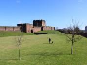 Field Carlisle Castle