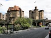 Black Gate And Keep Newcastle Upon Tyne