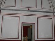 Interior Of The Replica Roman Bath House At Segedunum Fort In Wallsend