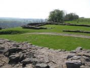 Milecastle 49 Harrows Scar, At Hadrians Wall