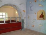 Replica Roman Bath House At Segedunum Fort In Wallsend
