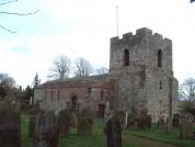 St Michaels Church, Burgh By Sands
