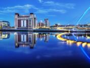 The River Tyne & Baltic Flour Mills