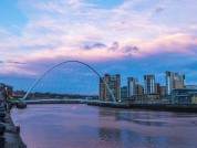 Millenium Bridge Newcastle Upon Tyne
