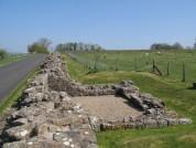 Hadrians Wall And Turret 49b Birdoswald