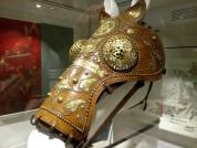 Roman Army Museum Vindalanda Recreation Of Horses Armour