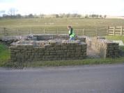 Turret 51B, Leahill, Hadrians Wall