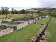 Chesters Roman Fort Barracks